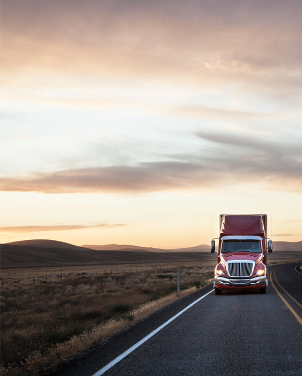 A Truck In The Road - San Francisco Compensation Lawyer -Boxer & Gerson, LLP